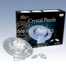 Wholesale Saturn D Crystal Jigsaw Puzzle