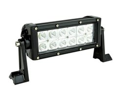 Wholesale 36W inch Offroad LED Work Light Bar for Driving Tractor Boat Truck SUV ATV Car Garden Backyard V V