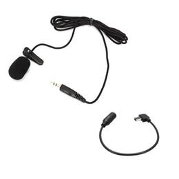 Usb gopro en venta-3.5mm activo mini clip adaptador de micrófono Mic Cable USB para GoPro héroe 1 2 3 + 3 Piezas Deportes cámara Electrónica