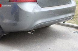 Wholesale For Toyota Corolla pc Stainless steel exhaust pipe tail pipe muffler auto accessories M23363