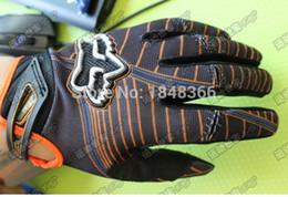 Wholesale Racing Motocross Gloves BMX ATV MTB MX Off Road glove Dirt Bike bicycle cycling Motorbike Motorcycle gloves