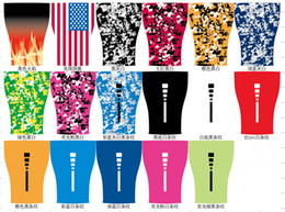 2016 new customized calf sleeve digital camo leg all colors in stock