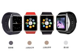 Wholesale Smart watch phone gt08 inch display TFT high definition LCD pedometer sleep monitor smart watch