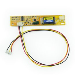 Wholesale 1 Lamp Backlight Laptop LCD CCFL Inverter Board for Raspberry PI quot Inch LCD Screen Display Panel Module