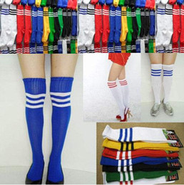 Wholesale-Baseball Football Sport Over Knee Ankle Stylish Mens Womens Socks