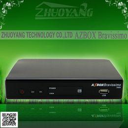 Wholesale Receptor Azamerica wifi az america decoder s1001 hd iks sks nagra azbox bravissimo twin azamerica s1001 hd