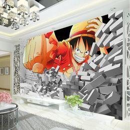 Fond d 39 cran japonais pour les murs en ligne promotion for Decoration murale naruto