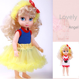 Wholesale Fashion Babi Doll The Best Christmas Gift Baby Toy Princess Dress Wedding Gown Clothes Party Outfit Doll Accessories Hot Selling