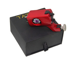 Free Shipping New Professional Red Bengtley Motor Tattoo Machine Tattoo & Body Art