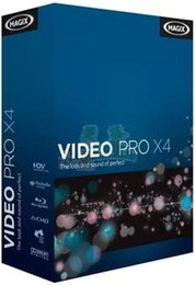 Wholesale MAGIX video editing software MAGIX Video Pro X4 v11 ENGLISH