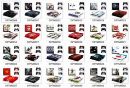 Wholesale 100pcs Vinly Skin Sticker for PS4 Controller Skins for PS4 Stickers