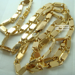 18K 18CT Gold Filled New Style 60cm Lenght Chain Necklace N45