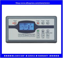 Wholesale MONALISA MN07D1 hot tub spa topside control keypad ONLY for pump spa spa control panel for jazzi spa and winer replacement