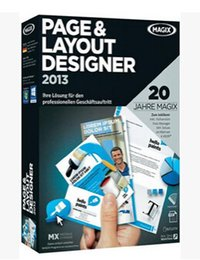 Wholesale Posters business cards advertising design software MAGIX Page and Layout Designer2013