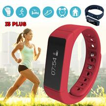 Wholesale Silicone Smart Watch I5 Plus Bluetooth Smart Bracelet Fitbit wristband For Exercise Momery and Health Analyze