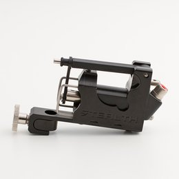Wholesale 7PCS Tattoo Machine Gun STEALTH Generation SET Bearings Allen keys DHL Or EMS