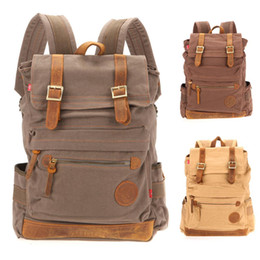 Wholesale Ship from USA Unisex Travel Backpack Sport Rucksack Camping School Satchel Hiking Bags Bookbag Casual Outdoor Backpacks