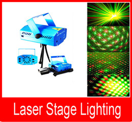 Mini Laser Stage Lighting mini Green&Red Laser DJ Party Stage Lighting Light Disco Laser lighting Mini Red Green Moving Party Stage Lighting