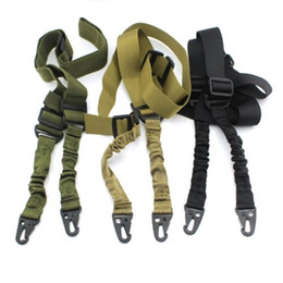 Adjustable AR15 M4 Tactical 2 Two Point Bungee Sling for Rifle Airsoft