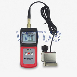 Wholesale Belt Tension Tester Belt Tension meter BTT Digits mm LCD Widely applied in industries of automobile textile cables C