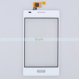 Touch Screen Glass Digitizer Panel Replacement For LG Optimus L5 E610 E612 Front Glass Screen Cover