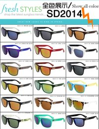 Wholesale Retail Electric Sunglasses Outdoor sports New fashion Glasses Fashion trends Riding Sunglasses