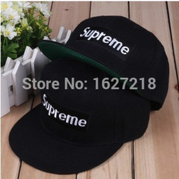 Wholesale-2015 Sale Letter Adult Unisex Casual Baseball Caps The New Flat Brimmed Hat Baseball Cap Man Bboy Hip-hop Tidal Along Plate.