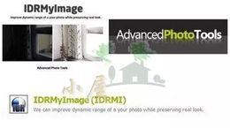 Wholesale Multiple exposure image fusion PS plugin Advanced Photo Tools IDRMyImage v2