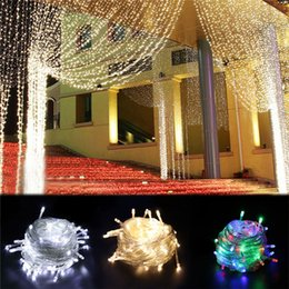 Wholesale New Arrivals Mx3M LED Colors LED Strips Lighting Lamp EU US For Party Home Garden Decor CX364