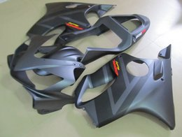 Wholesale NEW Injection fairings GIFT Bolts Fairing kit for CBR600 F4I Injection mold CBR600F4I F4I CBR600 Flat black