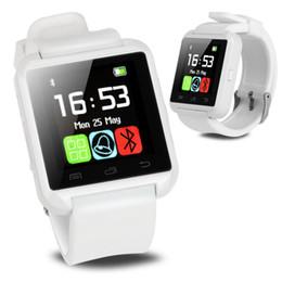 Nouveaux écrans de téléphone en Ligne-US Stock! New U8L Bluetooth Phone Mate écran tactile LCD 3.0 Smart montre pour Android IOS Samsung iphone HTC Sony