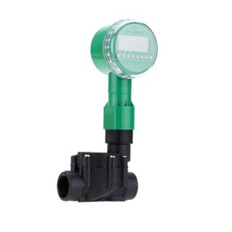 Wholesale Garden Water Timers Valve Electromagnetic Valve Timer Battery Auto Garden Irrigation Controller Watering Device Inch Valve