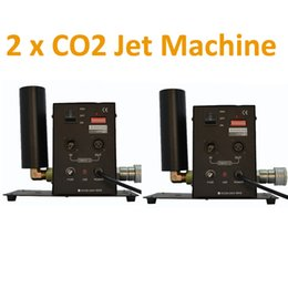 Wholesale Co2 Jet machine Single Pipe CO2 Jet Device Dj Equpment Stage DJ Effect Machine Pack of
