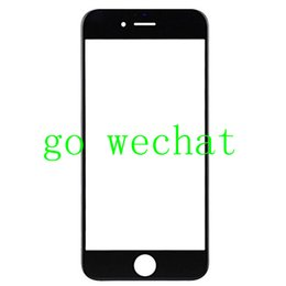 Wholesale Front Outer Touch Screen Glass Lens Replacement for iPhone Plus s S Plus Plus free DHL