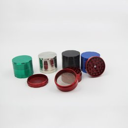 Hot Selling Smoking Accessory CNC Grinder herb Sharp CNC Teeth grinders for Tobacco Cigar Grinder Epacket