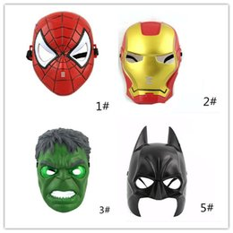 Wholesale Halloween party mask Animated cartoon mask Children s mask kinds of styles to choose