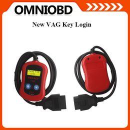 New Arrival New VAG KEY LOGIN VAG PIN Code Reader Key Programmer for Audi Seat Skoda Auto Key Programmer