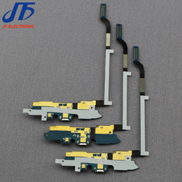 Free Shipping Genuine Charging Dock Port Connector Flex Cable Ribbon For Samsung Galaxy S4 Sprint L720
