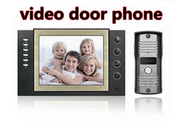 Wholesale Hot sell quot door bell recording function with HD800 resolution with CMOS TVL camera for villa house