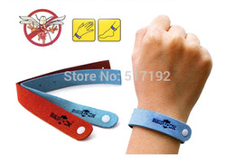 Wholesale new Mosquito Killer Mosquito Repellent Bracelet Mosquito Bangle Mosquito Repellent Wrist for baby adult tracking code