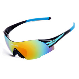 Wholesale-New Arrivals Cycling Glasses Unisex Windproof Outdoor Motorcycle Bicycle Mountain Bike Cycling Sports Eyewear