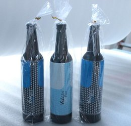 Wholesale-Aircraft Cup for Men's Masturbation in Beer Bottle Shape,Attached onto a Sex Machine as its Accessory,Attachment,Sex Toys