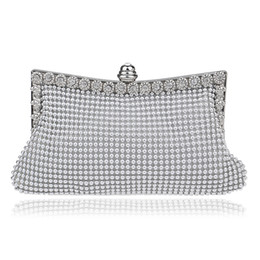 inexpensive clutch purses for wedding silver