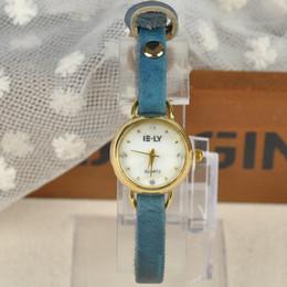 New Fashion Cow leather Bracelet Watches Lady Girl Elegant Quartz Watch For Women Punk Vintage Wrist Watches FY*MPJ748