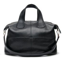 Wholesale Large Capacity Genuine Leather Women s Handbag Tote Shopping Bag Leather Qulaity Report Photo in Listing