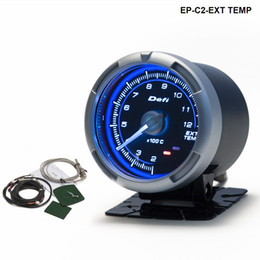 Tansky--Universal Cars Exhaust Temperature Meter   Gauge DF Link Meter ADVANCE C2 Exhaust Temperature Gauge Blue TK-C2-EXT TEMP