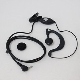 Mini Walkie talkie Headset for T-388 earpiece with PTT earphone for T-388 plus Two Way Radio