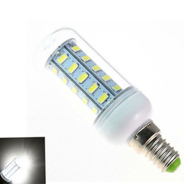 Hot Sale 110V E27 36 LEDS 12W LED Corn Light Bulb Ultra Bright Lamp With Cover