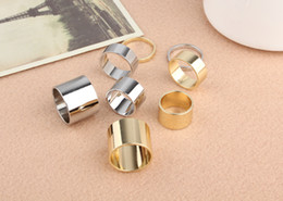 Fashion Punk Rock Set of 4 Ring Gold   Silver Midi Mid Nail Knuckle Finger Rings Jewelry Set For Women Wholesale 12 Set