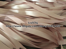 60 CM Silk Pink Ribbon Jewelry Packaging Gift Bags Silk Pink Ribbon Fit Pandora Charm Bags and Box
